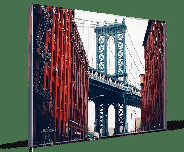 plexiglas grand format 3d