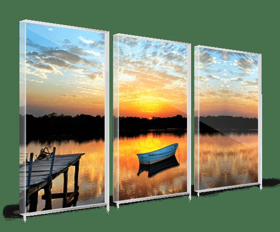 plexiglas-multi-panneaux-lac-bateau
