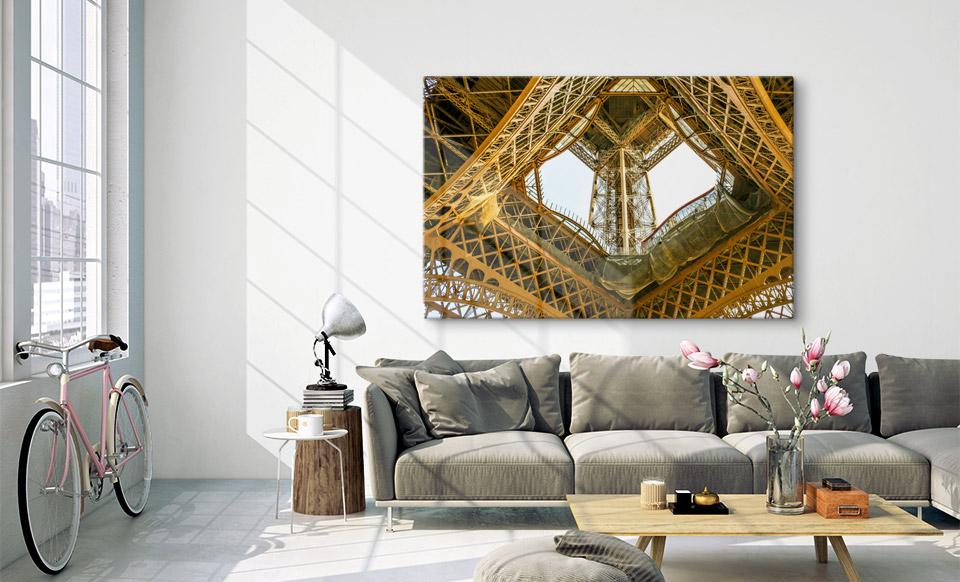 tableau aluminium habitation